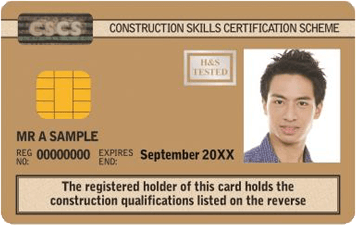 Gold Skilled Worker Card